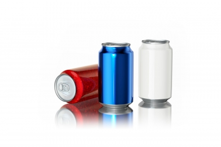 Free 3D Model of a Soda Can